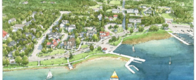 The Village of Ephraim's Streetscape Project
